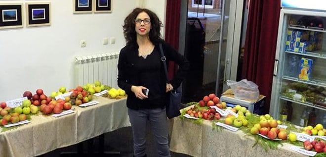Ivana Petrović - prva banka gena i semena starih sorti voća i povrća